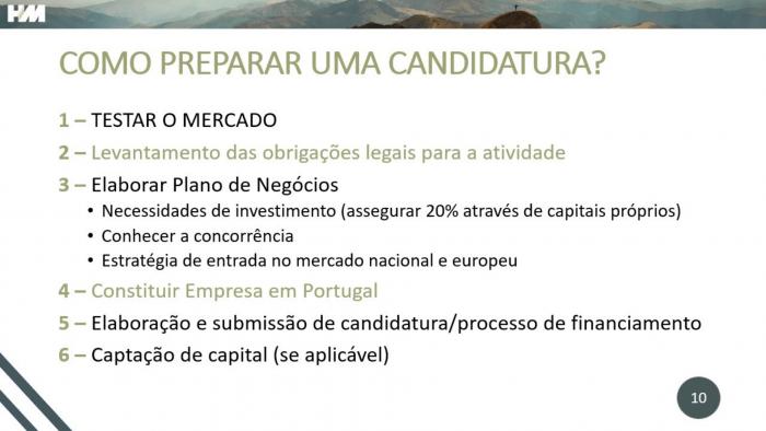 Portugal 2020 Consultoria HM Consultores